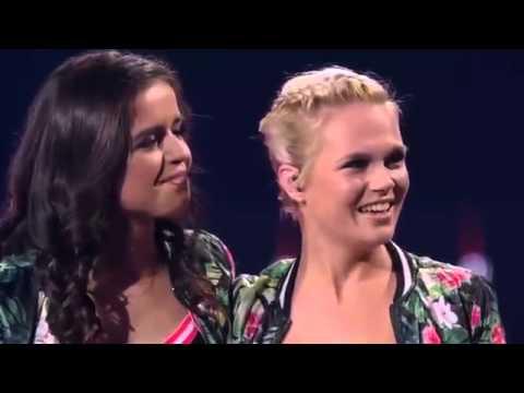 K3 zoekt K3 - Marthe en Jindra in een zwoel trio met de Spaanse Alvaro Soler