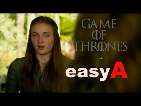 Game Of Thrones/ Easy A Trailer Mashup