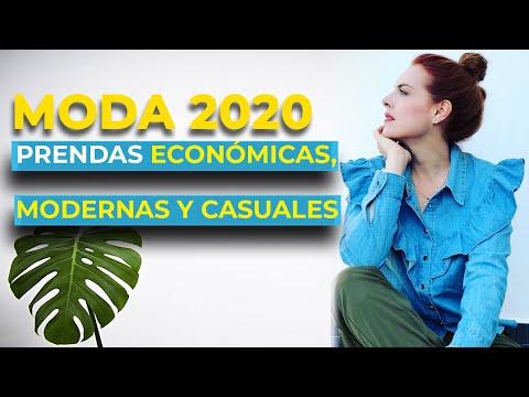 MODA 2020: OUTFITS DE MODA CASUALES QUE DEBES TENER