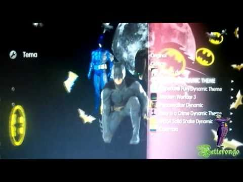 Mega Pack 50 Dynamic Themes For Ps3 - YouTube