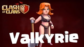 Clash Of Clans   Valkyries Party Part 7: Govaho + Earthquake
