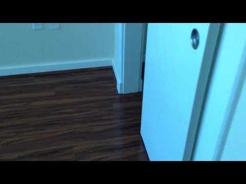 Wood floors: at The Martin tower