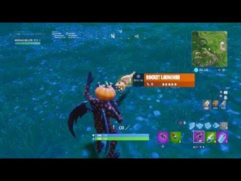 Fortnite Pumpkin Launcher Sounds