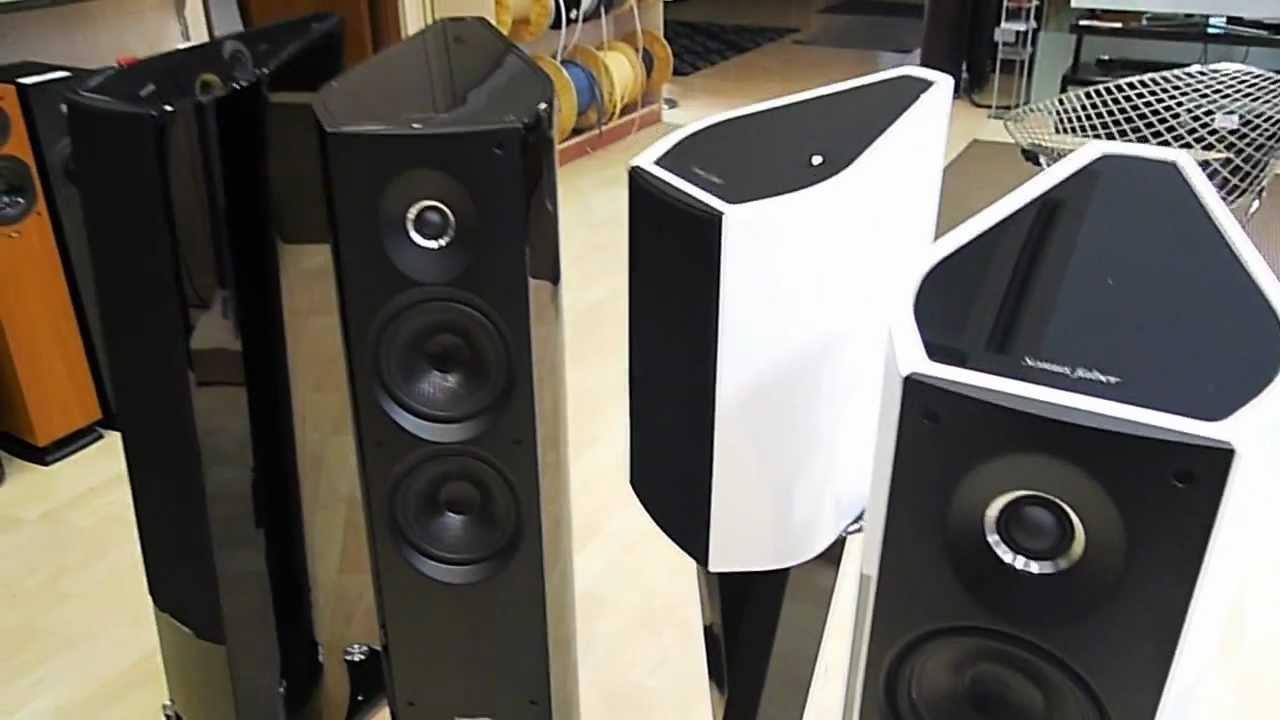 High End Floorstanding Speaker Venere 2.5 | Sonus …