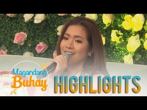 Magangdang Buhay: Angeline Quinto opens up about being adopted