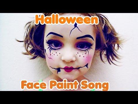 Face Paint Song 2 (Halloween Face Paint) Mp3