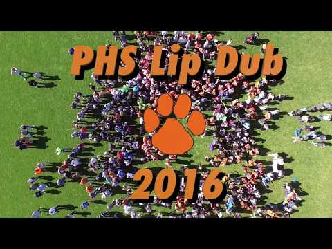 2016 Plymouth High School Lip Dub