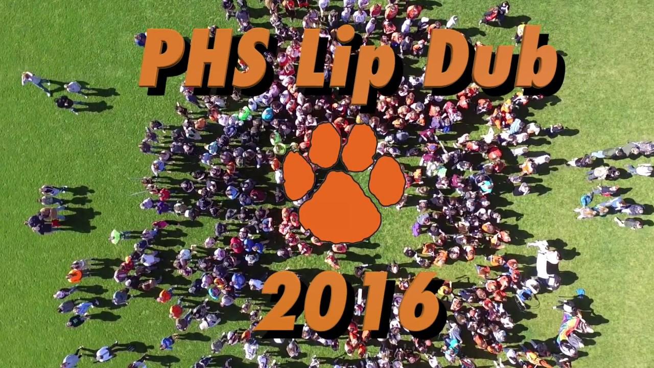 2016 Plymouth High School Lip Dub - YouTube
