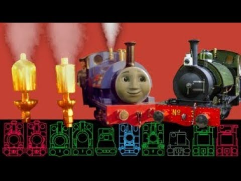 Real Life Skarloey Whistles And Horns - Collection 1 (Talyllyn)