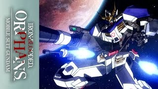 Gambar cover Mobile Suit Gundam: Iron-Blooded Orphans – Opening Theme – Raise Your Flag