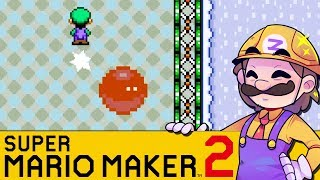 Bomben-Spin! | SUPER MARIO MAKER 2 Zuschauerlevel