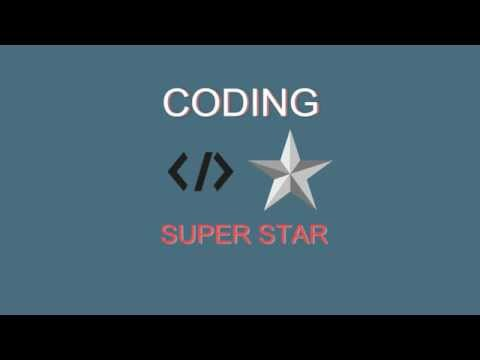 """""""Coding SuperStar"""" 