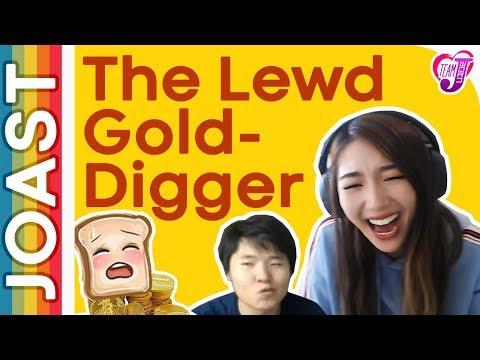 JOAST | The Lewd Gold-Digger | s03e05 | SYNCED DUAL CAM | Janet Toast