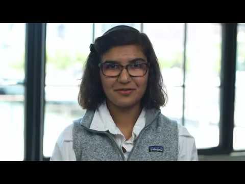 Youth Commissioner Arianna Nassiri