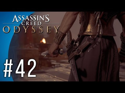 Assassin's Creed: Odyssey #42 (Legacy of the First Blade DLC)