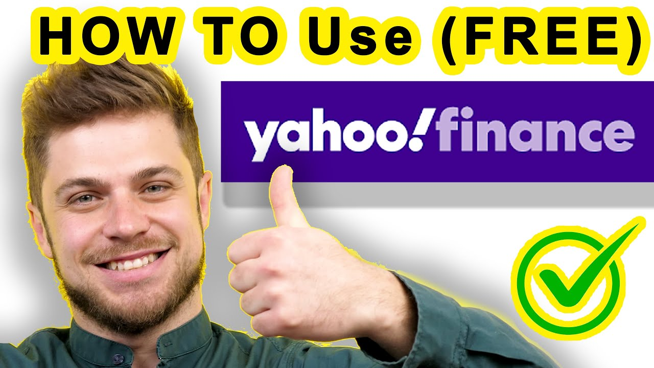 How To Use Yahoo Finance For Free You