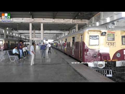 Ghansoli Station | MUMBAI RAILWAY STATION | INDIA