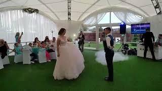 ШИКАРНЫЙ СВАДЕБНЫЙ ТАНЕЦ! Sanna Nielsen- Undo. Wedding dance 2019.