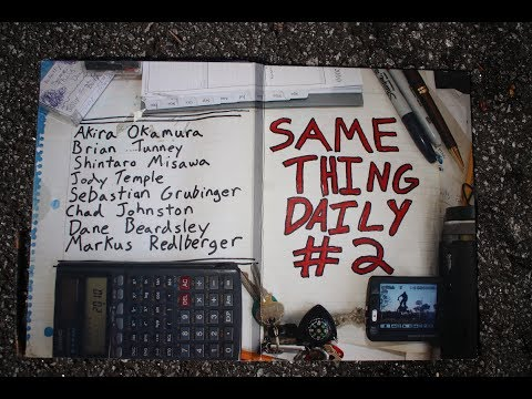 Jody Temple - Same Thing Daily 2 (2010)