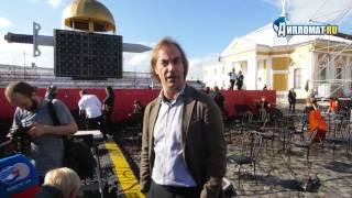 Фабио Мастранджело, музыкальный руководитель фестиваля «Опера – всем»