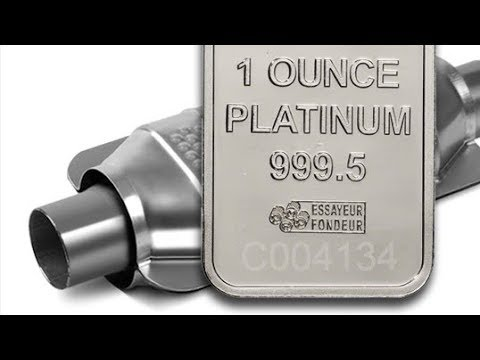 Platinum's Uses Give Hint to Low Price