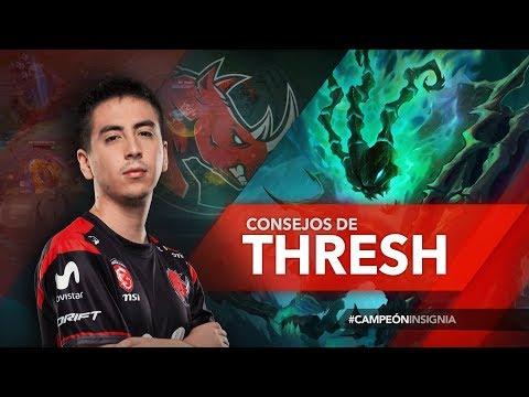 Download Youtube: Campeón Insignia: Slow con Thresh | Personajes | Campeón | League of Legends | Esports