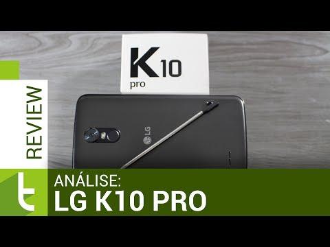 Análise LG K10