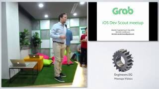 Grab Mobile Engineering - iOS Dev Scout