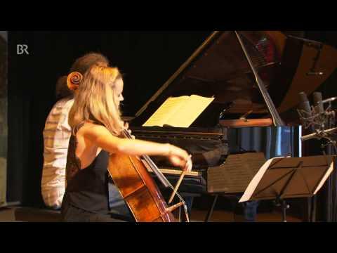 Stefano Bollani Sol Gabetta Vivaldi Sonata, Gstaad Menuhin Festival 2015