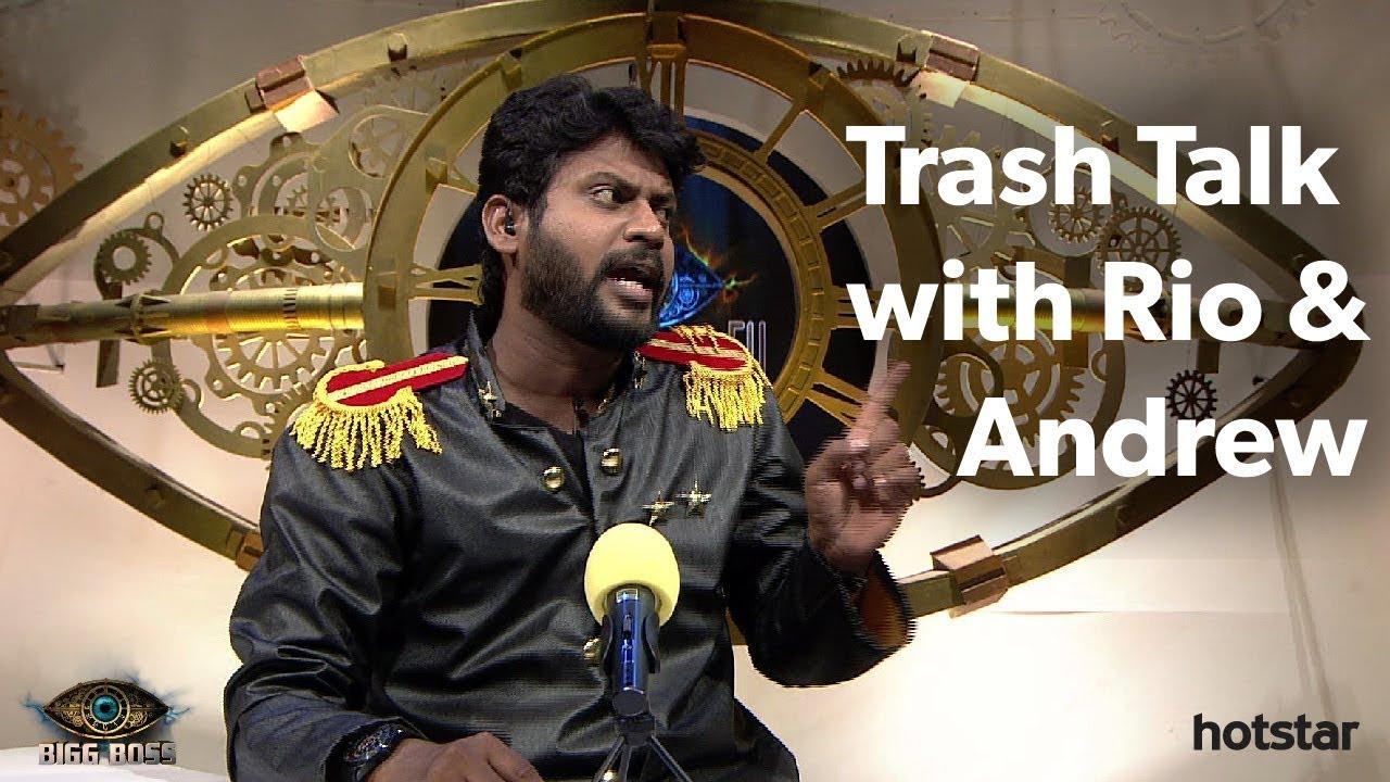 Rio Raj imitates Aishwarya Dutta | Bigg Boss Tamil | Hotstar Exclusive