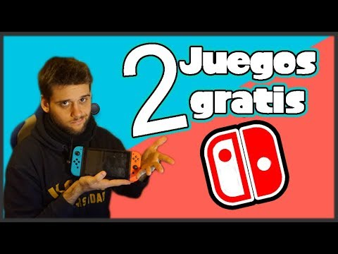 2 Juegos Gratuitos Para Nintendo Switch Para Todo El Mundo Youtube