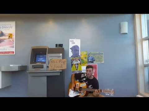 Without me - Eminem acoustic rap cover