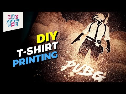 How to make custom t shirts