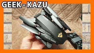 🔴【ドローン・VISUO XS809W】5000円で買える!Mavic Proがすごすぎる!空撮も可能な激安ドローン!(開封レビュー)