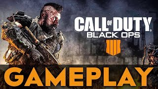 CALL OF DUTY BLACK OPS 4 Beta Gameplay Multiplayer  [1080p HD 60FPS PS4] - No Commentary