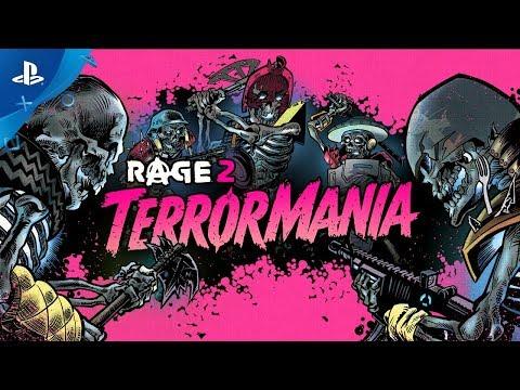 Rage 2 celebrates Thanksgiving with 'TerrorMania'