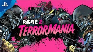 Rage 2 – TerrorMania Official Launch Trailer | PS4