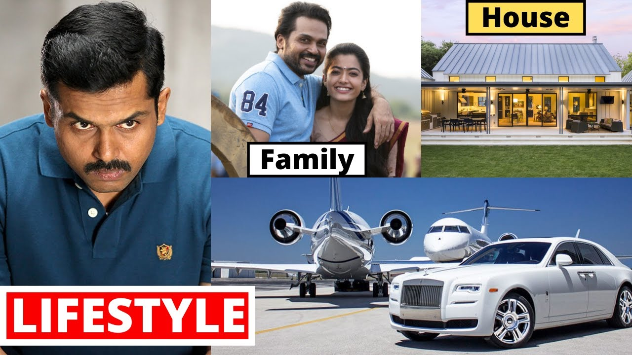 Download Karthi Lifestyle 2021, Wife, Income, House, Cars, Family, Biography, Movies & Net Worth