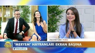 Kanal D ile Günaydın Türkiye - Meryem'in yeni bölümünde neler olacak?