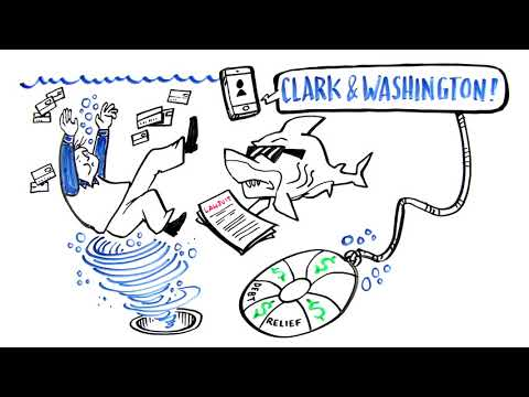 Credit Card Debt - Clark & Washington (Chattanooga)