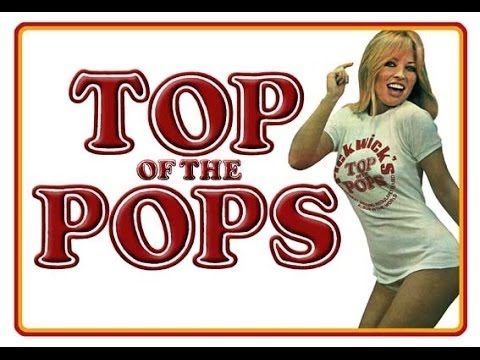 Long Haired Lover From Liverpool - Top Of The Poppers (Anthony Rivers)