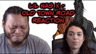 Lil Nas X - Old Town Road Reaction