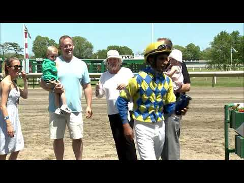 video thumbnail for MONMOUTH PARK 5-26-19 RACE 3