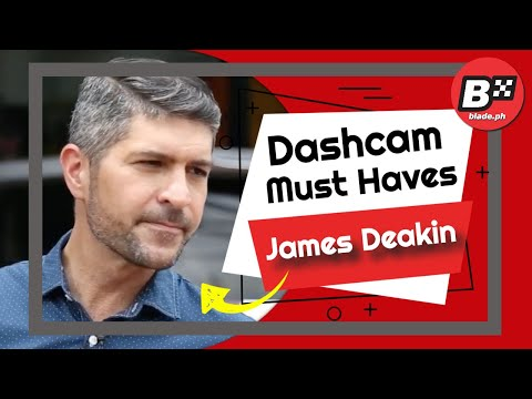 The Service Road: Where To Get Your Dash Camera? Hosted By James Deakin