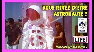 Comment devenir astronaute (avec Smile life)