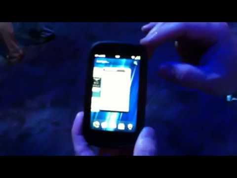 HP Pre 3 Demo Video