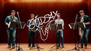 SüdSax Saxophon Quartett -  Four Brothers
