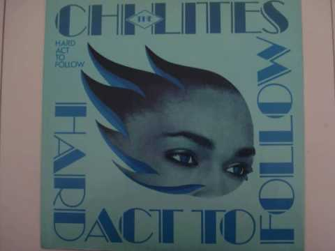 The Chi-Lites-Hard act to follow
