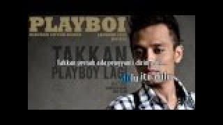 Asfan - Takkan Playboy Lagi - Lirik