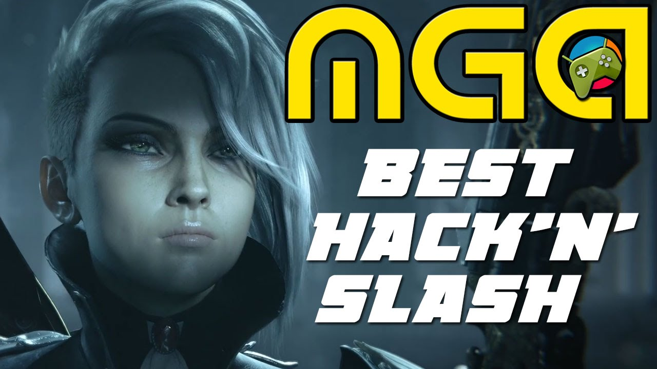 Best Hack'n'Slash - Mobile Game Awards 2015 HD - Android - iOS